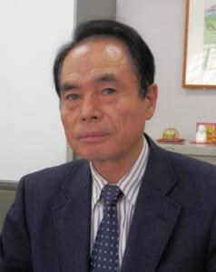 代表取締役上野 隆一氏