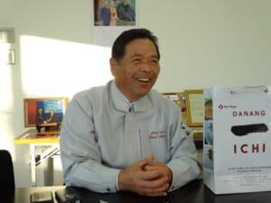 株式会社シェフミートチグサ 代表取締役鴨狩 弘 氏