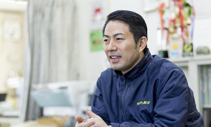 専務取締役 長田夏海さん