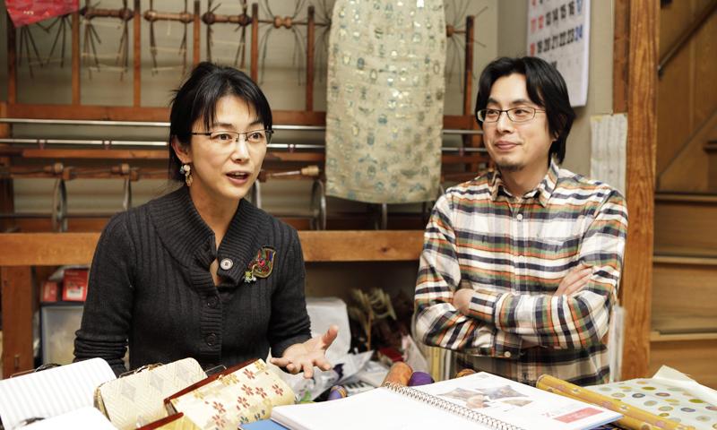 岡本織物さんの事業概要や特色についてご紹介ください