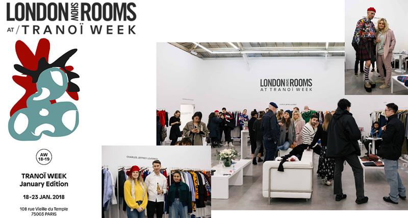 LONDON SHOWROOM>