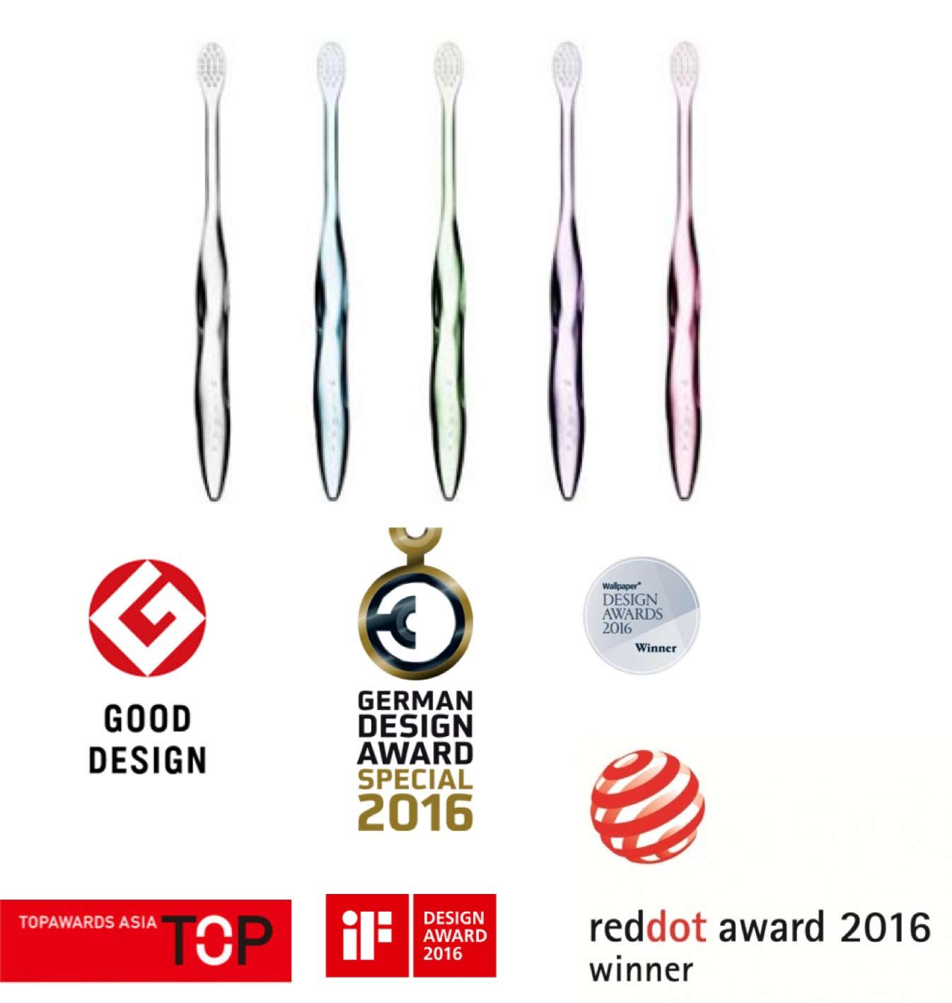 ▲6つのデザイン賞を獲得した世界戦略モデル「イズム」