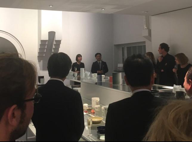 佐賀県知事のArita House訪問